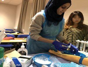 Phlebotomy Training Part 1